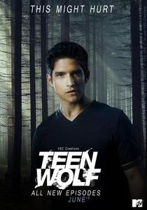 Teen Wolf (3ª Temporada) - Poster / Capa / Cartaz - Oficial 6