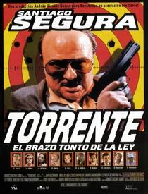 Torrente - O Braço Errado da Lei - Poster / Capa / Cartaz - Oficial 1