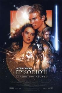 Star Wars: Episódio II - Ataque dos Clones - Poster / Capa / Cartaz - Oficial 1