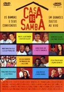 Casa de Samba - Poster / Capa / Cartaz - Oficial 1