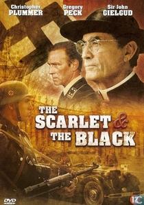 O Escarlate e o Negro - Poster / Capa / Cartaz - Oficial 7