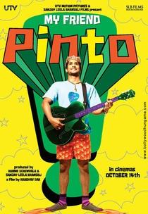 My Friend Pinto - Poster / Capa / Cartaz - Oficial 2