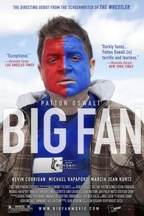 Big Fan - Poster / Capa / Cartaz - Oficial 1