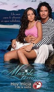 Mar de Amor - Poster / Capa / Cartaz - Oficial 1