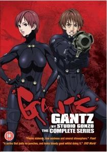 Gantz - Poster / Capa / Cartaz - Oficial 5