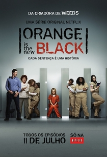 Orange Is the New Black (1ª Temporada) - Poster / Capa / Cartaz - Oficial 1