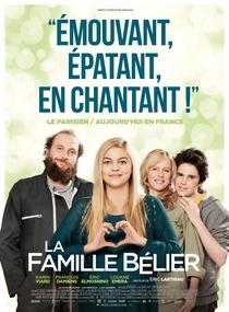 A Família Bélier - Poster / Capa / Cartaz - Oficial 3