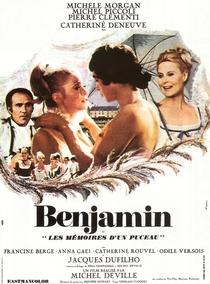 Benjamin, o Despertar de um Jovem Inocente - Poster / Capa / Cartaz - Oficial 2
