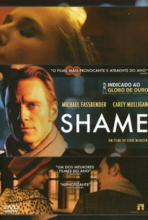 Shame - Poster / Capa / Cartaz - Oficial 12