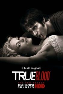 True Blood (2ª Temporada) - Poster / Capa / Cartaz - Oficial 4