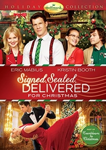 Signed, Sealed, Delivered Especial de Natal - Poster / Capa / Cartaz - Oficial 1
