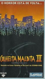 Colheita Maldita 3 - A Colheita Urbana - Poster / Capa / Cartaz - Oficial 5