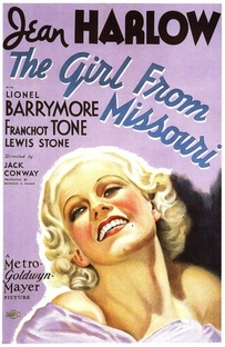The girl from Missouri - Poster / Capa / Cartaz - Oficial 1
