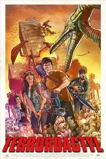 Terrordactyl - Poster / Capa / Cartaz - Oficial 6