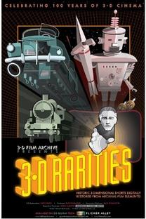 3-D Rarities - Poster / Capa / Cartaz - Oficial 1