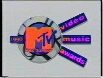 Video Music Awards   VMA (1990) - Poster / Capa / Cartaz - Oficial 1