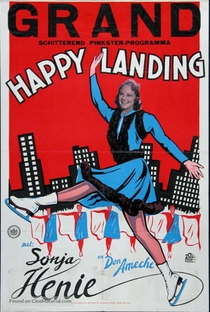 Feliz Aterrissagem - Poster / Capa / Cartaz - Oficial 3