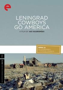 Cowboys de Leningrado Vão Para a América - Poster / Capa / Cartaz - Oficial 1