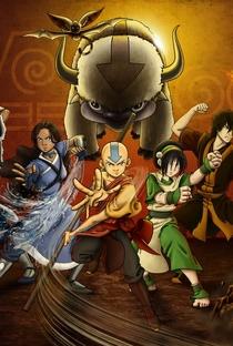 Avatar: a Lenda de Aang (3ª Temporada) - Poster / Capa / Cartaz - Oficial 3