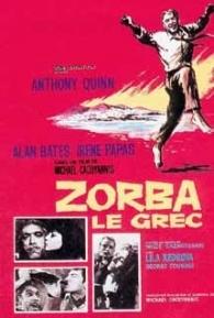 Zorba, o Grego - Poster / Capa / Cartaz - Oficial 6
