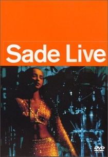 Sade - Live - Poster / Capa / Cartaz - Oficial 1