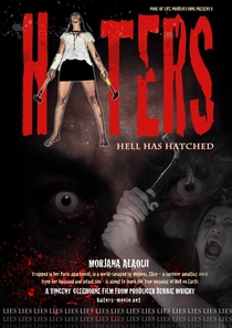 Haters - Poster / Capa / Cartaz - Oficial 1