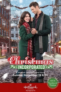 Christmas Incorporated - Poster / Capa / Cartaz - Oficial 1