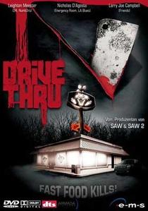 Drive-Thru: Fast Food da Morte - Poster / Capa / Cartaz - Oficial 3