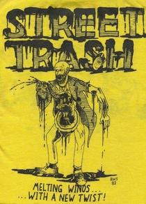 Street Trash - Poster / Capa / Cartaz - Oficial 1