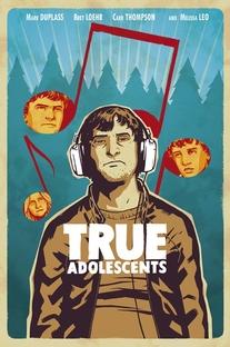 True Adolescents - Poster / Capa / Cartaz - Oficial 1