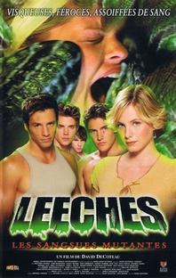 Leeches! - Poster / Capa / Cartaz - Oficial 2