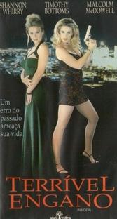 Terrível Engano - Poster / Capa / Cartaz - Oficial 2