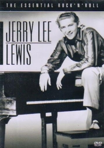 Jerry Lee Lewis - The Essential Rock'n'Roll - Poster / Capa / Cartaz - Oficial 1