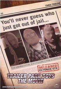 Trailer Park Boys: O Filme - Poster / Capa / Cartaz - Oficial 3