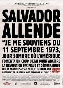Salvador Allende - Poster / Capa / Cartaz - Oficial 2