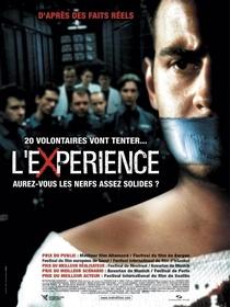 A Experiência - Poster / Capa / Cartaz - Oficial 6