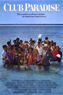 Clube Paraíso - Poster / Capa / Cartaz - Oficial 1