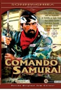 Comando Samurai - Poster / Capa / Cartaz - Oficial 1
