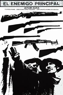 O Inimigo Principal - Poster / Capa / Cartaz - Oficial 1