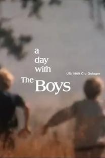 A Day with the Boys - Poster / Capa / Cartaz - Oficial 1