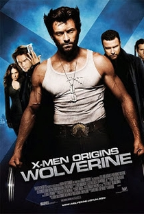X-Men Origens: Wolverine - Poster / Capa / Cartaz - Oficial 6