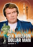 O Homem de Seis Milhões de Dólares (5ª Temporada)  (The Six Million Dollar Man (Season 5))