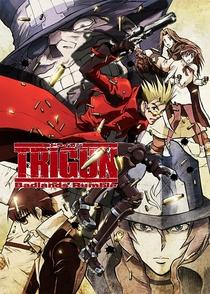 Trigun: Badlands Rumble - Poster / Capa / Cartaz - Oficial 3