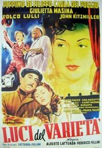 Mulheres e Luzes - Poster / Capa / Cartaz - Oficial 1