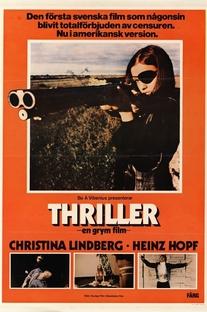Thriller - Um Filme Cruel - Poster / Capa / Cartaz - Oficial 19