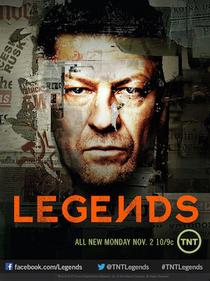 Legends - Identidade Perdida (2ª Temporada) - Poster / Capa / Cartaz - Oficial 1