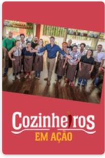 Cozinheiros em Ação: Prato do Dia (4ª temporada) - Poster / Capa / Cartaz - Oficial 1