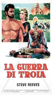 A Guerra de Tróia - Poster / Capa / Cartaz - Oficial 9