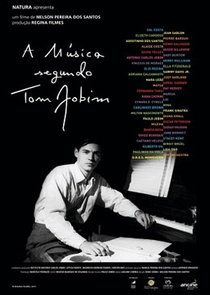 A Música Segundo Tom Jobim - Poster / Capa / Cartaz - Oficial 1