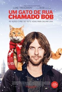Um Gato de Rua Chamado Bob - Poster / Capa / Cartaz - Oficial 5